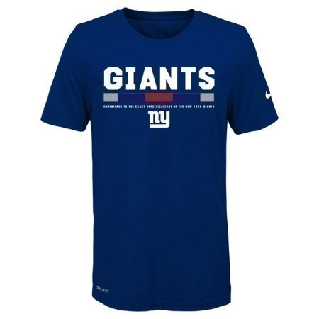 YOUTH GIANTS LEGEND STAFF TEE Thumbnail