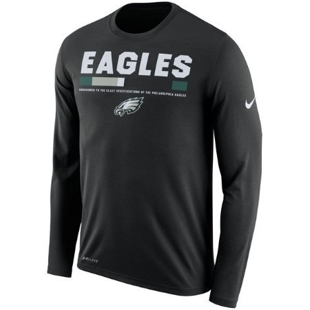 Y EAGLES LS LEGEND STAFF TEE Thumbnail
