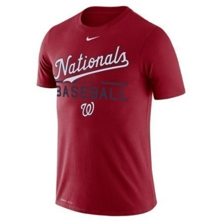 MENS NATIONALS NIKE PRACTICE TEE Thumbnail