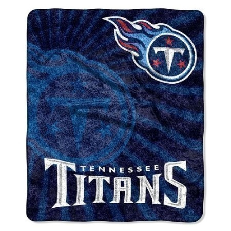 NFL TITANS SHERPA THROW 50X60 Thumbnail