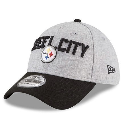 MENS STEELERS NEW ERA NFL'18 DRAFT ON-STAGE Thumbnail