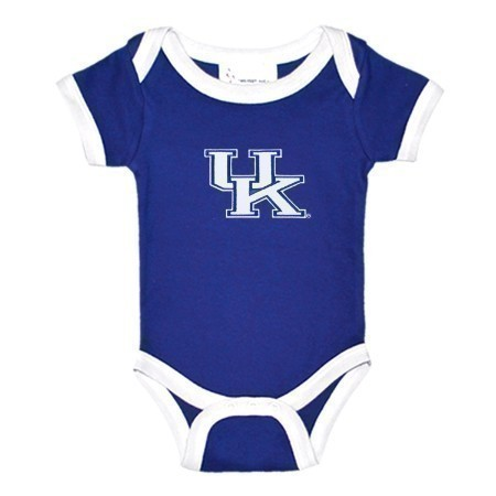 YOUTH KENTUCKY INFANT RINGER ROMPER Thumbnail
