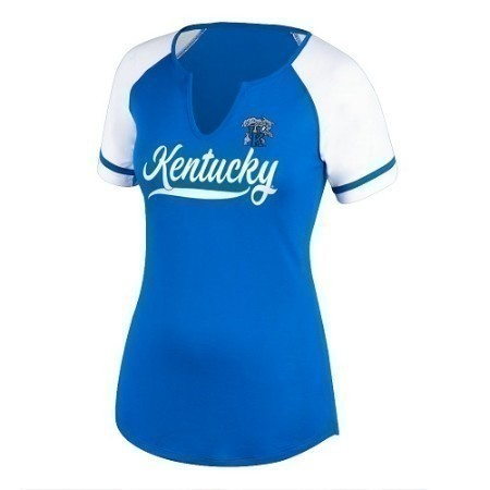 LADIES KENTUCKY OUT-FIELD TEE Thumbnail