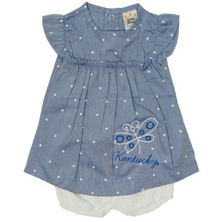 YOUTH KENTUCKY INFANT CHAMBRAY OUTFIT Thumbnail