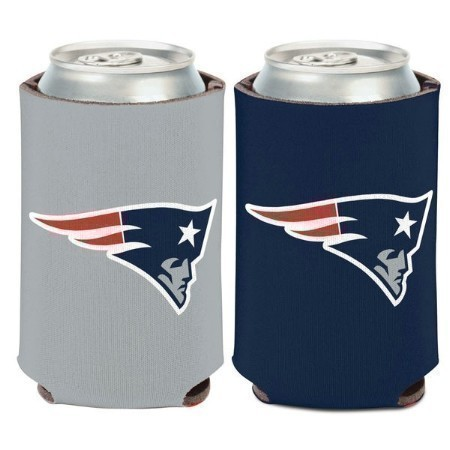 PATRIOTS LOGO CAN COOLER Thumbnail