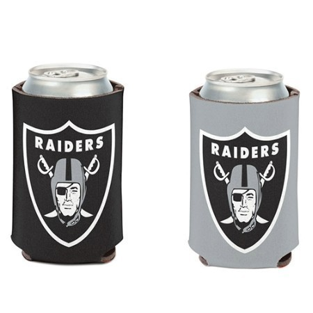RAIDERS LOGO CAN COOLER Thumbnail