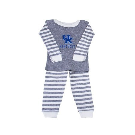 INFANT KENTUCKY STRIPED PAJAMA Thumbnail
