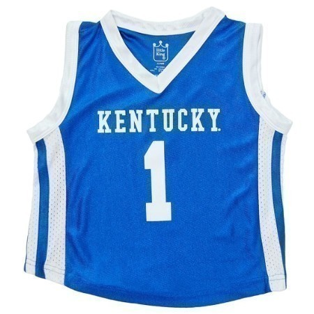 YOUTH KENTUCKY BBALL JERSEY TODDLER SIZE Thumbnail