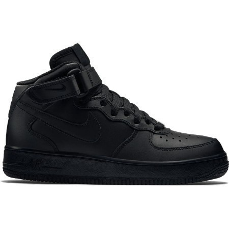GRADE SCHOOL NIKE AIR FORCE 1 MID Thumbnail