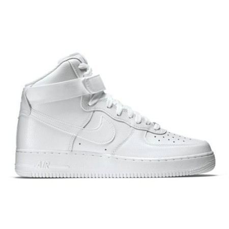 cheap best black friday Nike 315121 115 Nike Air Force 1 High 07 Shoe WhiteWhit mens womens real runnin 2020 Sneakers trainers shoes Sports Sneakers