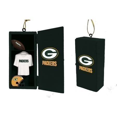 PACKERS TEAM LOCKER ORNAMENT Thumbnail