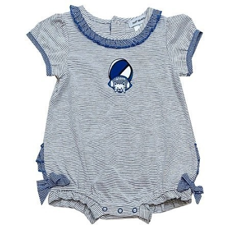 TODDLER KENTUCKY WILDCAT ROMPER Thumbnail