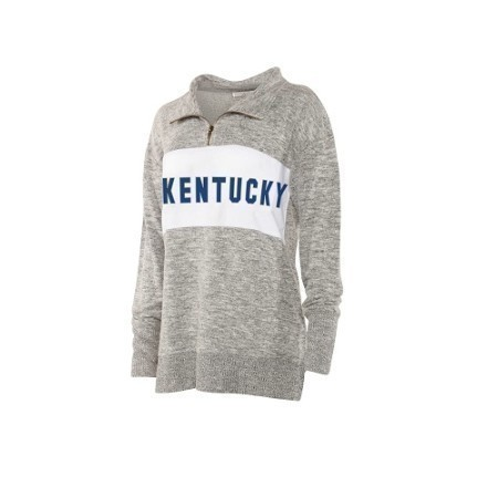 LADIES KENTUCKY 1/4 ZIP COZY Thumbnail