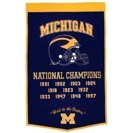 MICHIGAN DYNASTY BANNER Thumbnail