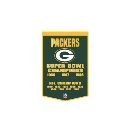 PACKERS DYNASTY BANNERS  Thumbnail