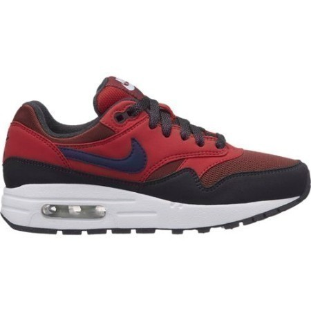 GRADE SCHOOL NIKE AIR MAX 1 ROUGH RED/NVY/RED Thumbnail