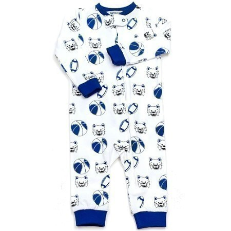 TODDLER KENTUCKY WILDCAT ONESIE Thumbnail