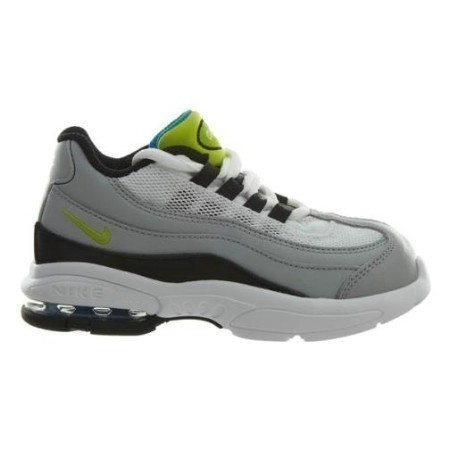 TODDLER NIKE AIR MAX '95 WLF GRY/CYBER/B Thumbnail
