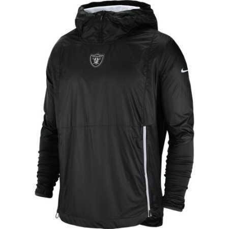 MENS RAIDERS NIKE JACKET ALPHA FLY RUSH Thumbnail