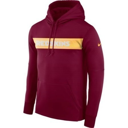 MENS REDSKINS NIKE THERMA HOODIE Thumbnail