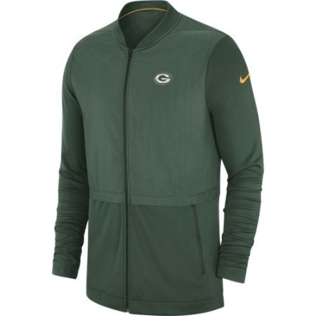 MENS PACKERS NIKE JACKET FZ ELITE HYBRID Thumbnail