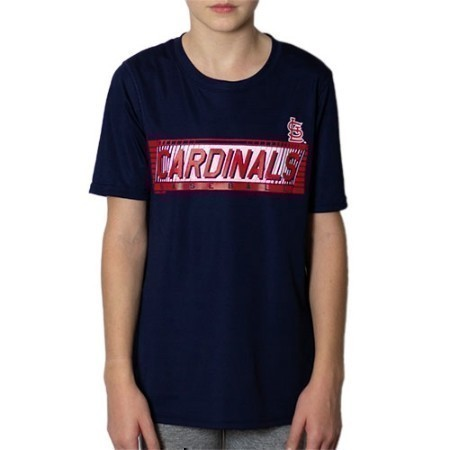 YOUTH CARDINALS OUTER STUFF SWITCH HITTER TEE Thumbnail
