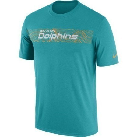 YOUTH DOLPHINS NIKE ONFIELD SEISMIC TEE Thumbnail