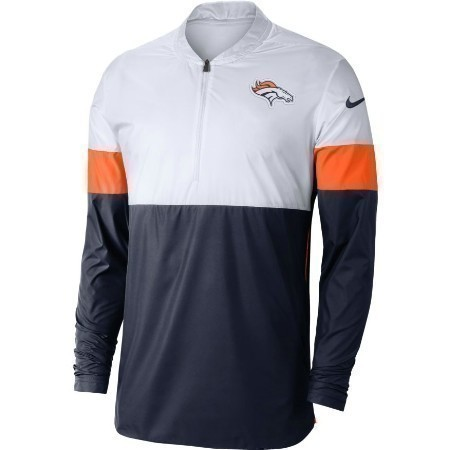 MENS BRONCOS NIKE COACH JACKET Thumbnail