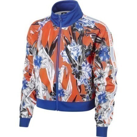 LADIES NIKE SPORTSWEAR FLORAL JACKET  Thumbnail