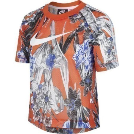 LADIES NIKE SPORTSWEAR FLORAL TOP Thumbnail