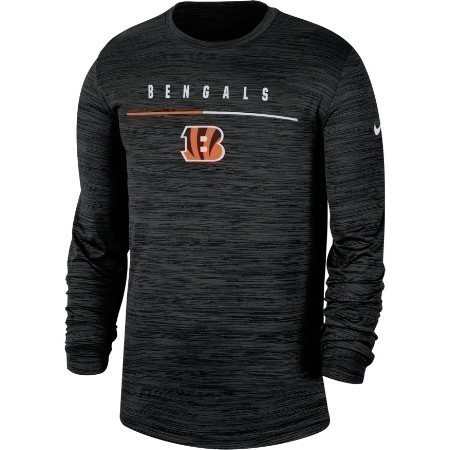 MENS BENGALS NIKE VELOCITY TRAVEL Thumbnail
