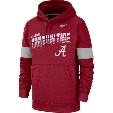MENS ALABAMA NIKE THERMA HOODIE  Thumbnail