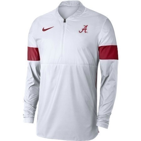 MENS ALABAMA NIKE COACH JACKET  Thumbnail