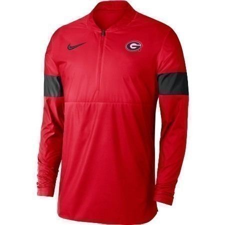 MENS GEORGIA NIKE COACH JACKET Thumbnail