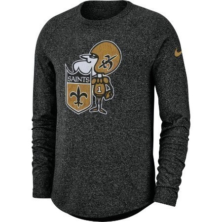 MENS SAINTS NIKE HISTORIC RAGLAN Thumbnail