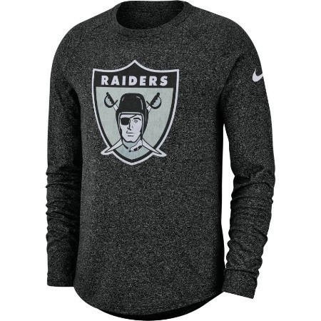 MENS RAIDERS NIKE HISTORIC RAGLAN Thumbnail