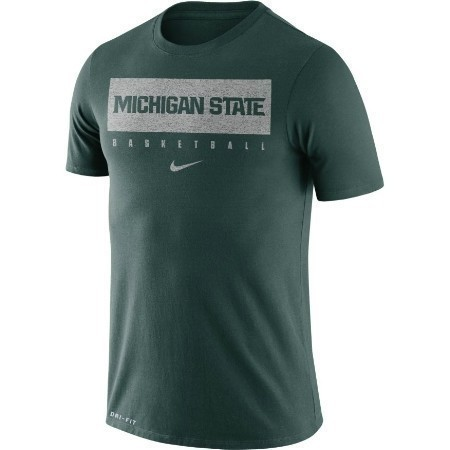 MENS MICHIGAN STATE DRY LEGEND PRACTICE TEE Thumbnail