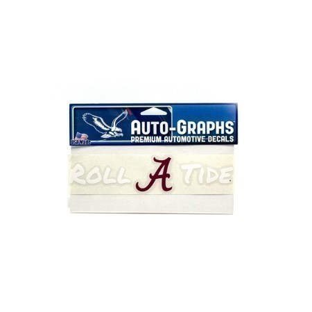 ALABAMA ROLL TIDE DECAL Thumbnail