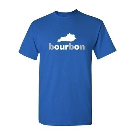 MENS KENTUCKY BOURBON STATE TEE Thumbnail