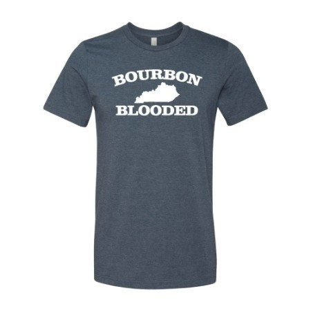 MENS KENTUCKY BOURBON BLOODED TEE Thumbnail