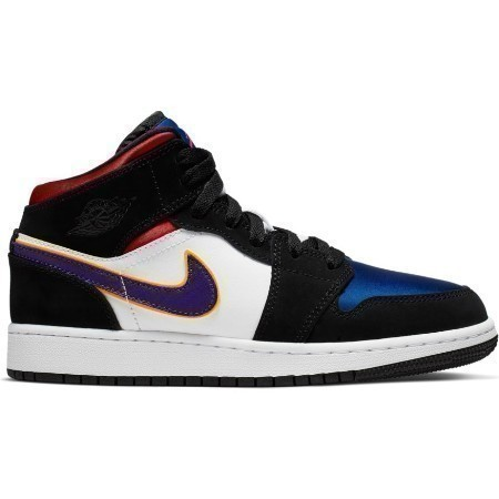 GRADE SCHOOL AIR JORDAN 1 MID Thumbnail