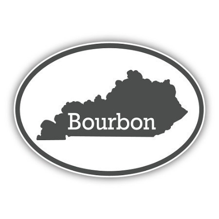KENTUCKY BOURBON EURO DECAL Thumbnail