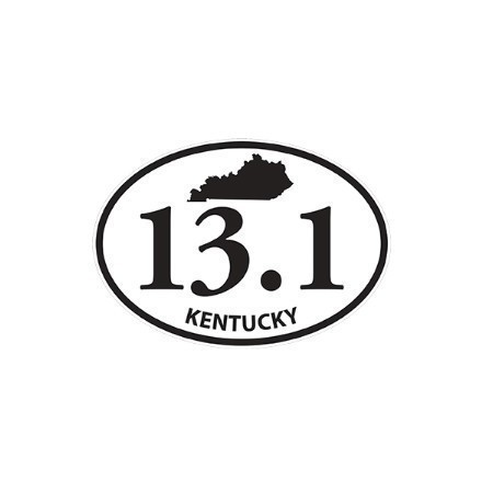 13.1 KENTUCKY DECAL 3.5