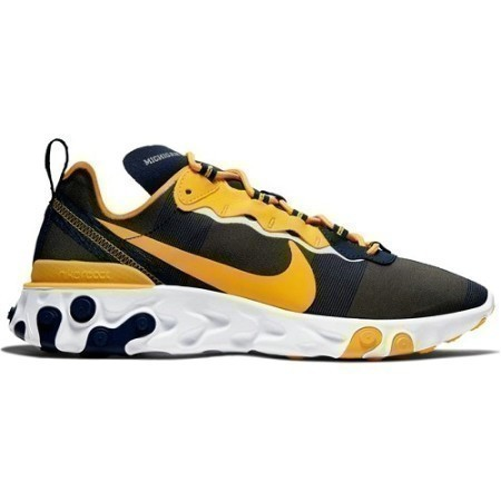 MENS NIKE MICHIGAN REACT ELEMENT 55 Thumbnail