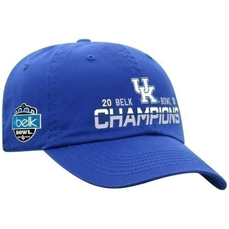 KENTUCKY BELK BOWL CHAMP HATS Thumbnail