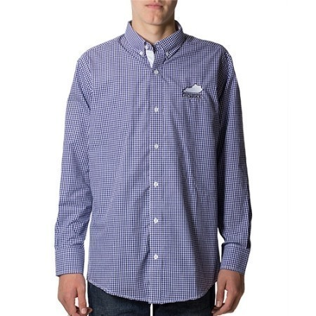 MENS KENTUCKY CHECKERED WOVEN SHIRT Thumbnail