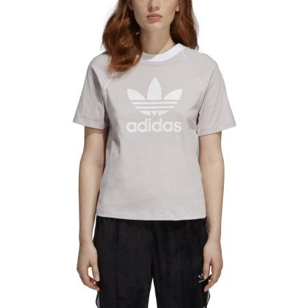 LADIES ADIDAS CREW NECK T-SHIRT  Thumbnail