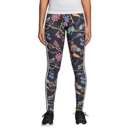 LADIES ADIDAS POISONOUS GARDEN LEGGINGS Thumbnail