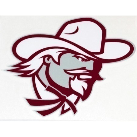 EKU COLONEL CAR DECAL 3.5