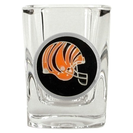 BENGALS SQUARE SHOT GLASS Thumbnail